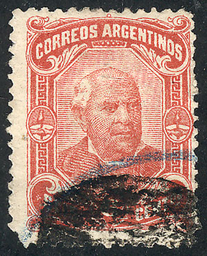 Lot 77 - Argentina general issues -  Guillermo Jalil - Philatino  Auction #1829 ARGENTINA: small but very attractive auction