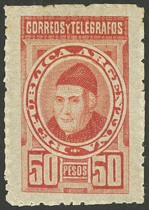 Stamp Auction - Argentina general issues - Auction #1842 ARGENTINA