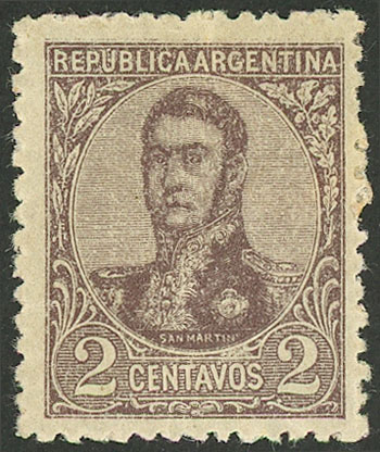 Stamp Auction - Argentina general issues - Auction #1842