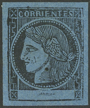 Lot 51 - Argentina corrientes -  Guillermo Jalil - Philatino