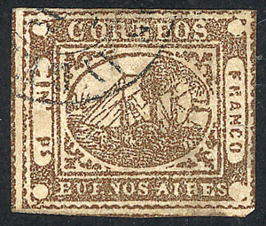 Lot 20 - Argentina buenos aires -  Guillermo Jalil - Philatino Auction # 1910 ARGENTINA: