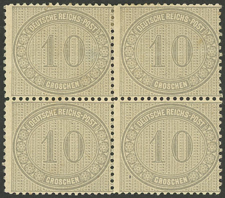 Lot 20 - germany general issues -  Guillermo Jalil - Philatino Auction # 1911 WORLDWIDE + ARGENTINA: General March auction!