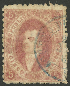 Lot 20 - Argentina rivadavias -  Guillermo Jalil - Philatino Auction # 1914 ARGENTINA: small but very attractive auction