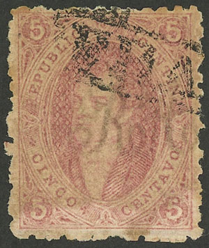Lot 19 - Argentina rivadavias -  Guillermo Jalil - Philatino Auction # 1914 ARGENTINA: small but very attractive auction