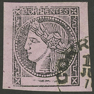 Lot 129 - Argentina corrientes -  Guillermo Jalil - Philatino Auction # 1915 WORLDWIDE + ARGENTINA: Special April Auction