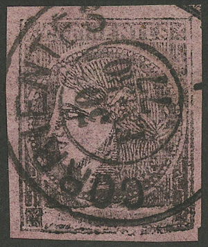 Lot 130 - Argentina corrientes -  Guillermo Jalil - Philatino Auction # 1915 WORLDWIDE + ARGENTINA: Special April Auction