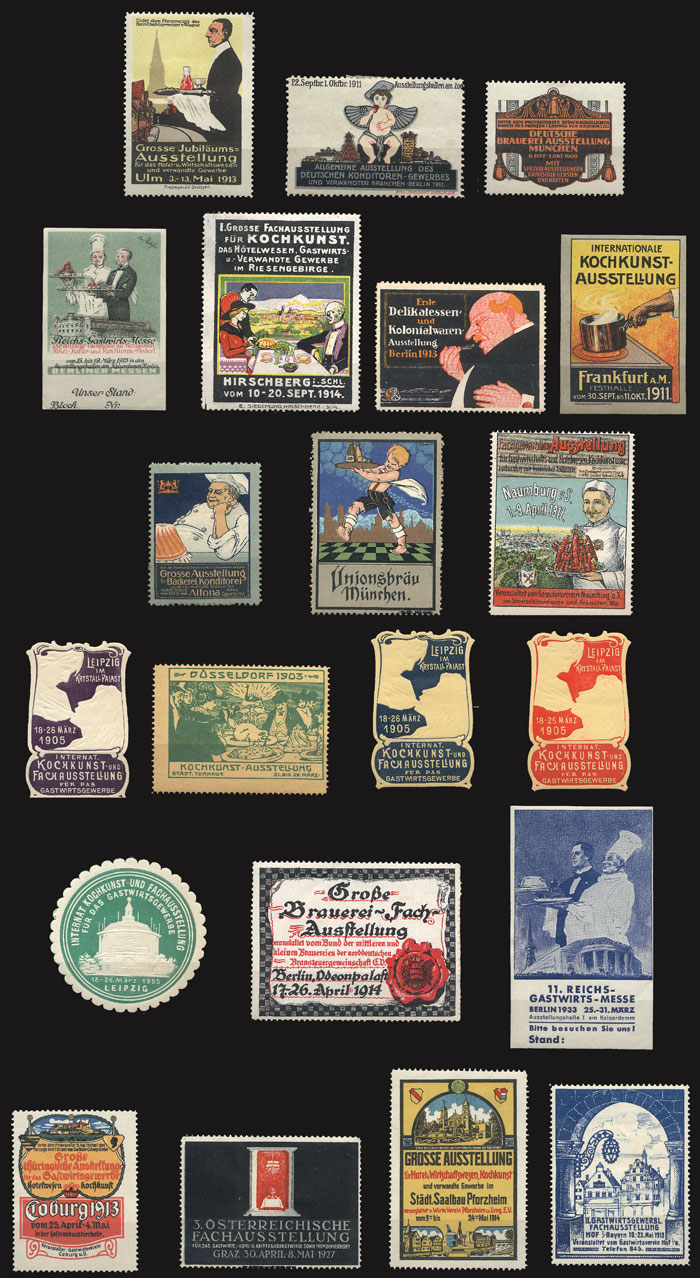 Lot 81 - germany cinderellas -  Guillermo Jalil - Philatino Auction # 1915 WORLDWIDE + ARGENTINA: Special April Auction