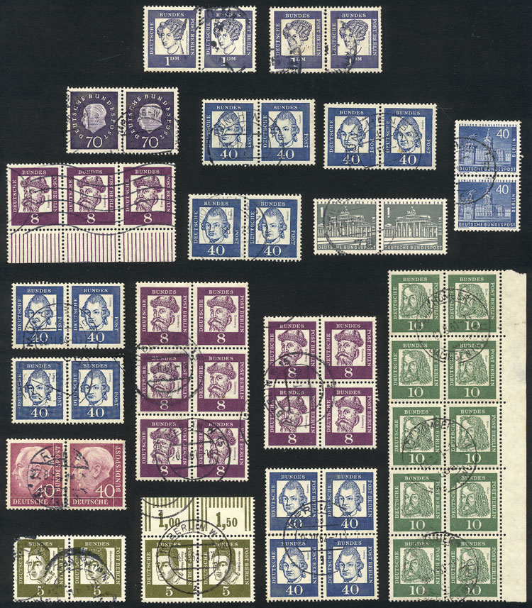 Lot 74 - germany Lots and Collections -  Guillermo Jalil - Philatino Auction # 1915 WORLDWIDE + ARGENTINA: Special April Auction