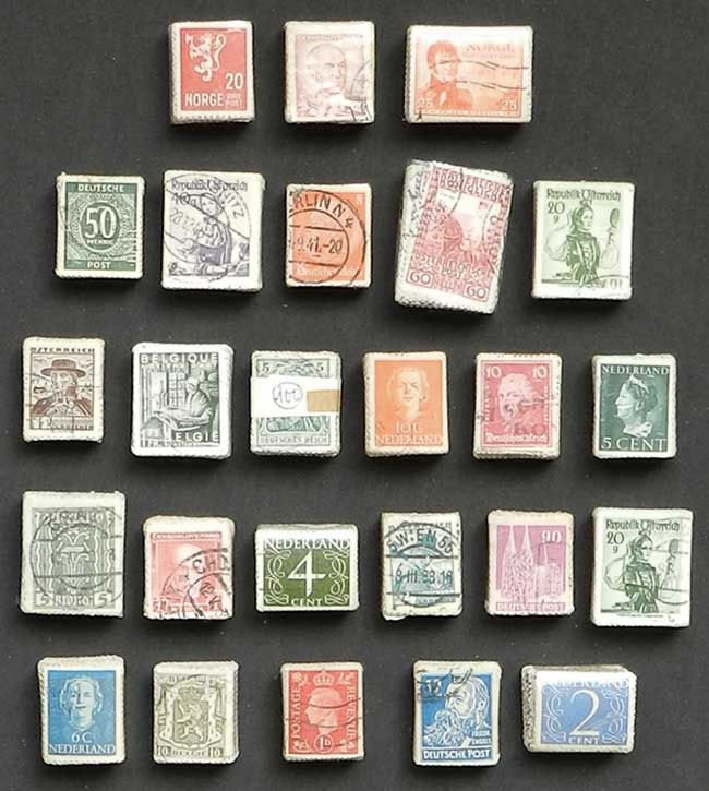 Lot 889 - worldwide Lots and Collections -  Guillermo Jalil - Philatino Auction # 1915 WORLDWIDE + ARGENTINA: Special April Auction