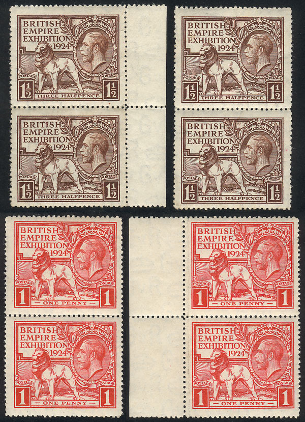 Lot 510 - Great Britain general issues -  Guillermo Jalil - Philatino Auction # 1915 WORLDWIDE + ARGENTINA: Special April Auction