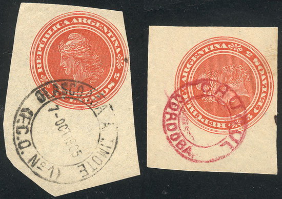 Lot 762 - Argentina Lots and Collections -  Guillermo Jalil - Philatino Auction # 1916  ARGENTINA: