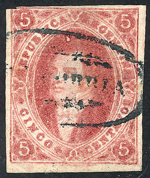 Lot 88 - Argentina rivadavias -  Guillermo Jalil - Philatino Auction # 1918 ARGENTINA: