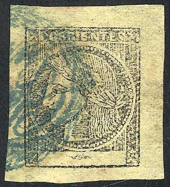 Lot 19 - Argentina corrientes -  Guillermo Jalil - Philatino Auction # 1918 ARGENTINA: