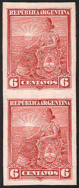 Lot 239 - Argentina general issues -  Guillermo Jalil - Philatino Auction # 1918 ARGENTINA: