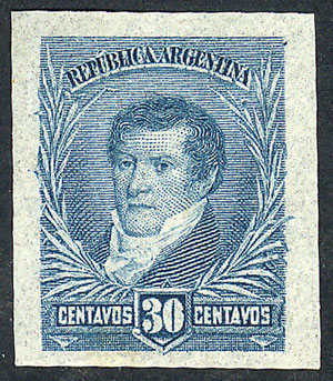 Lot 212 - Argentina general issues -  Guillermo Jalil - Philatino Auction # 1918 ARGENTINA: