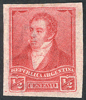 Lot 139 - Argentina general issues -  Guillermo Jalil - Philatino Auction # 1918 ARGENTINA: