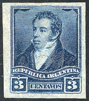 Lot 157 - Argentina general issues -  Guillermo Jalil - Philatino Auction # 1918 ARGENTINA: