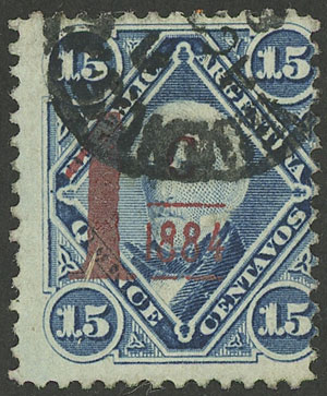 Lot 113 - Argentina general issues -  Guillermo Jalil - Philatino Auction # 1918 ARGENTINA: