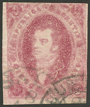Lot 89 - Argentina rivadavias -  Guillermo Jalil - Philatino Auction # 1918 ARGENTINA: