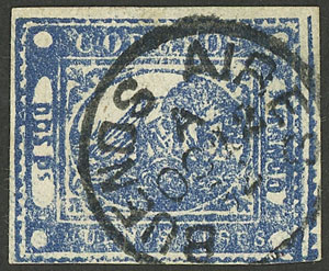 Lot 4 - Argentina barquitos -  Guillermo Jalil - Philatino Auction # 1918 ARGENTINA: