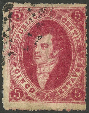 Lot 84 - Argentina rivadavias -  Guillermo Jalil - Philatino Auction # 1918 ARGENTINA: