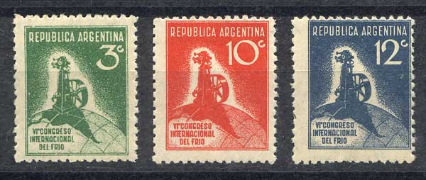 Lot 264 - Argentina general issues -  Guillermo Jalil - Philatino Auction #1922 ARGENTINA: General auction with very low starts!