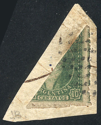 Lot 60 - Argentina rivadavias -  Guillermo Jalil - Philatino Auction #1922 ARGENTINA: General auction with very low starts!