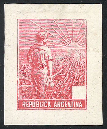 Lot 192 - Argentina general issues -  Guillermo Jalil - Philatino Auction #1922 ARGENTINA: General auction with very low starts!