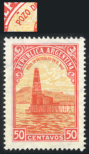 Lot 306 - Argentina general issues -  Guillermo Jalil - Philatino Auction #1922 ARGENTINA: General auction with very low starts!