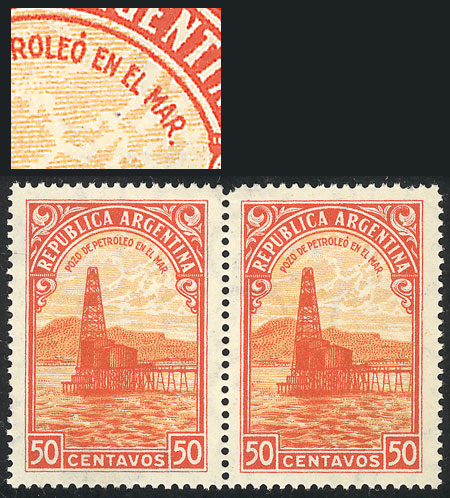 Lot 303 - Argentina general issues -  Guillermo Jalil - Philatino Auction #1922 ARGENTINA: General auction with very low starts!