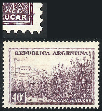 Lot 281 - Argentina general issues -  Guillermo Jalil - Philatino Auction #1922 ARGENTINA: General auction with very low starts!