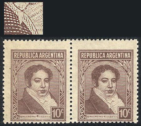 Lot 634 - Argentina general issues -  Guillermo Jalil - Philatino Auction #1922 ARGENTINA: General auction with very low starts!