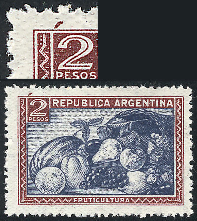 Lot 293 - Argentina general issues -  Guillermo Jalil - Philatino Auction #1922 ARGENTINA: General auction with very low starts!