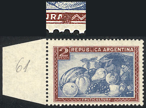 Lot 290 - Argentina general issues -  Guillermo Jalil - Philatino Auction #1922 ARGENTINA: General auction with very low starts!