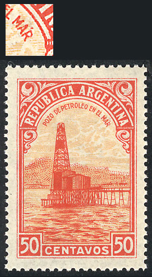 Lot 323 - Argentina general issues -  Guillermo Jalil - Philatino Auction #1922 ARGENTINA: General auction with very low starts!