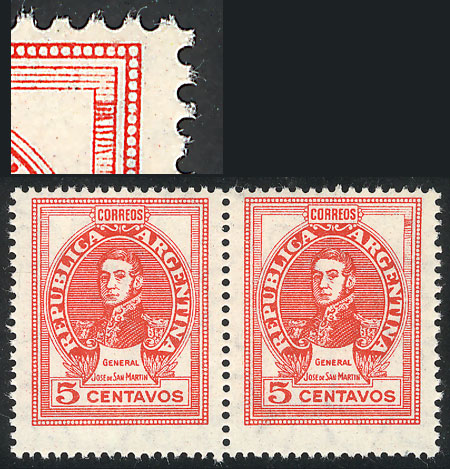 Lot 349 - Argentina general issues -  Guillermo Jalil - Philatino Auction #1922 ARGENTINA: General auction with very low starts!