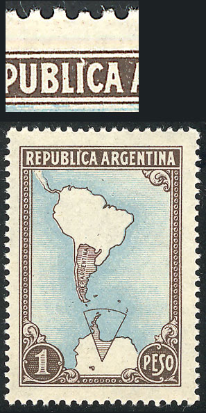 Lot 363 - Argentina general issues -  Guillermo Jalil - Philatino Auction #1922 ARGENTINA: General auction with very low starts!