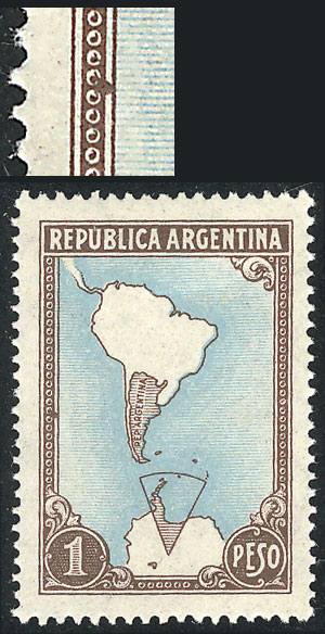 Lot 361 - Argentina general issues -  Guillermo Jalil - Philatino Auction #1922 ARGENTINA: General auction with very low starts!
