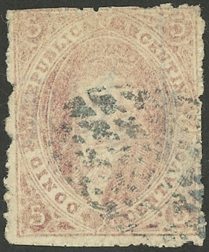 Lot 46 - Argentina rivadavias -  Guillermo Jalil - Philatino Auction #1922 ARGENTINA: General auction with very low starts!