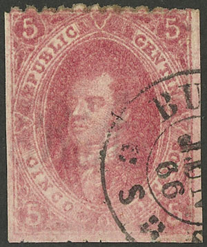 Lot 69 - Argentina rivadavias -  Guillermo Jalil - Philatino Auction #1922 ARGENTINA: General auction with very low starts!