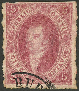 Lot 39 - Argentina rivadavias -  Guillermo Jalil - Philatino Auction #1922 ARGENTINA: General auction with very low starts!