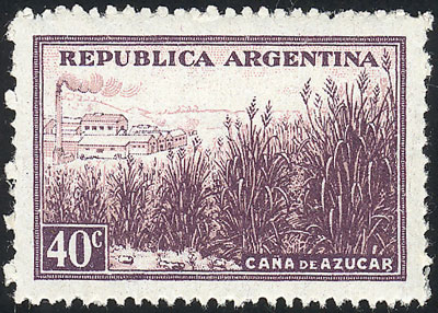 Lot 279 - Argentina general issues -  Guillermo Jalil - Philatino Auction #1922 ARGENTINA: General auction with very low starts!