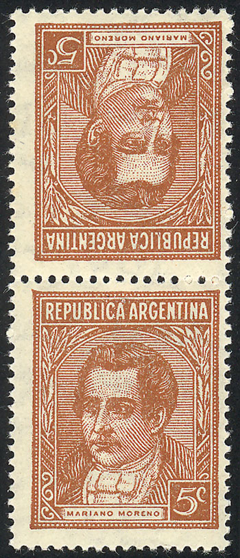 Lot 310 - Argentina general issues -  Guillermo Jalil - Philatino Auction #1922 ARGENTINA: General auction with very low starts!