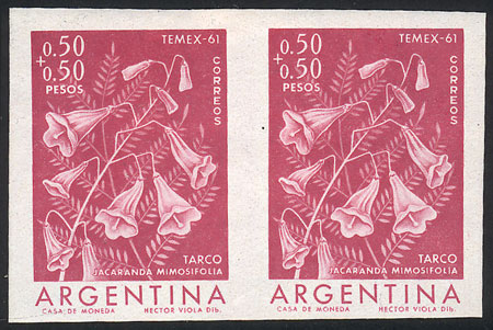 Lot 470 - Argentina general issues -  Guillermo Jalil - Philatino Auction #1922 ARGENTINA: General auction with very low starts!