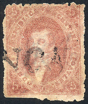 Lot 67 - Argentina rivadavias -  Guillermo Jalil - Philatino Auction #1922 ARGENTINA: General auction with very low starts!
