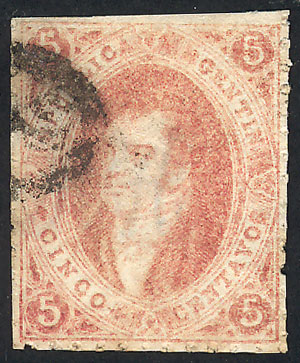 Lot 77 - Argentina rivadavias -  Guillermo Jalil - Philatino Auction #1922 ARGENTINA: General auction with very low starts!