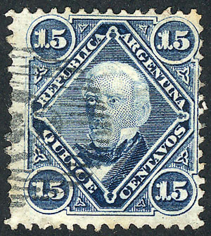 Lot 129 - Argentina general issues -  Guillermo Jalil - Philatino Auction #1922 ARGENTINA: General auction with very low starts!