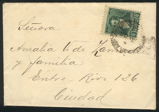 Lot 165 - Argentina general issues -  Guillermo Jalil - Philatino Auction #1922 ARGENTINA: General auction with very low starts!