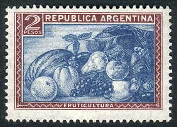 Lot 302 - Argentina general issues -  Guillermo Jalil - Philatino Auction #1922 ARGENTINA: General auction with very low starts!