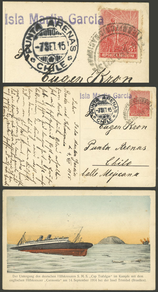 Stamp Auction - germany postal history - Auction #1924